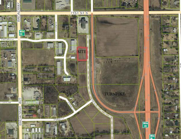 LOT 3 BLOCK B Haysville Industrial Park 2Nd Add., Haysville, KS 67060 (MLS #546825) :: On The Move