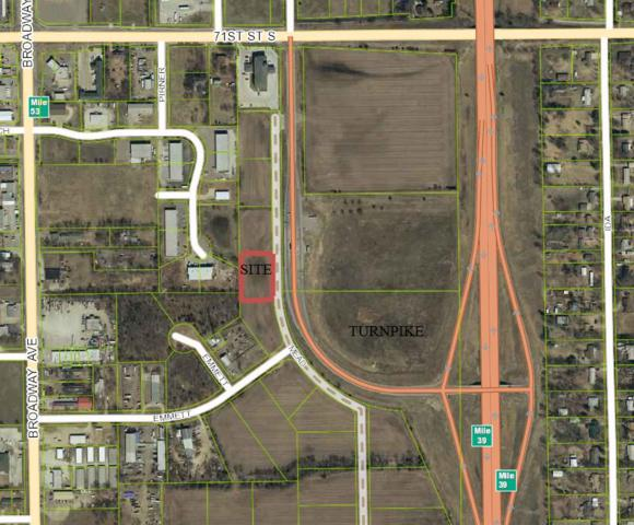 LOT 5 BLOCK B Haysville Industrial Park 2Nd Add., Haysville, KS 67060 (MLS #546827) :: On The Move