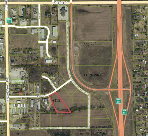 LOT 1 BLOCK C Haysville Industrial Park 2Nd Add., Wichita, KS 67060 (MLS #546831) :: On The Move