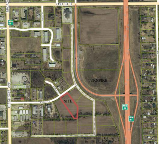 LOT 2 BLOCK C Haysville Industrial Park 2Nd Add., Haysville, KS 67060 (MLS #546833) :: On The Move
