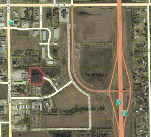 LOT 3 BLOCK A Haysville Industrial Park Add., Haysville, KS 67060 (MLS #546837) :: On The Move