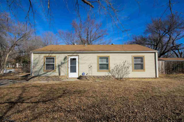 1200 E Evanston St, Park City, KS 67219 (MLS #546995) :: Better Homes and Gardens Real Estate Alliance