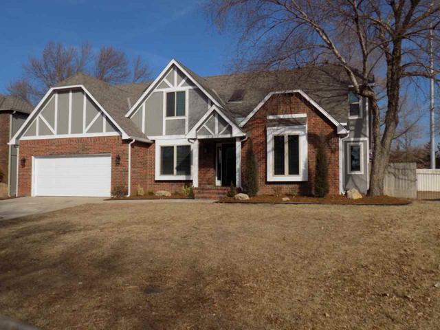 12016 W Briarwood Cir., Wichita, KS 67235 (MLS #546997) :: Better Homes and Gardens Real Estate Alliance