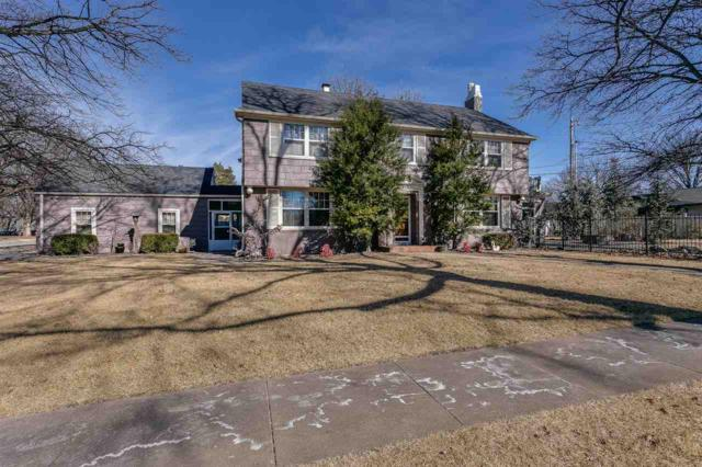 420 W Ash Ave., El Dorado, KS 67042 (MLS #547000) :: Better Homes and Gardens Real Estate Alliance