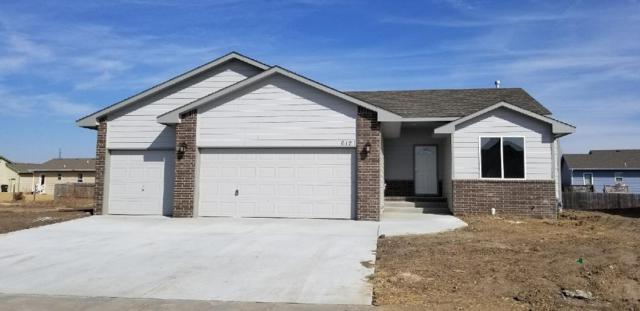 612 S Horseshoe Bend St, Maize, KS 67101 (MLS #547010) :: Better Homes and Gardens Real Estate Alliance