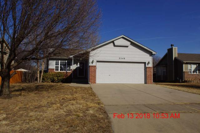 2540 E Fairchild St, Park City, KS 67219 (MLS #547017) :: Better Homes and Gardens Real Estate Alliance