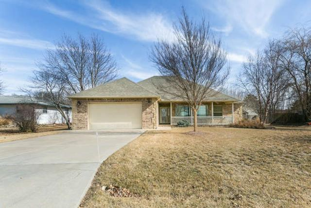 606 S Riverview, Douglass, KS 67039 (MLS #547054) :: Better Homes and Gardens Real Estate Alliance