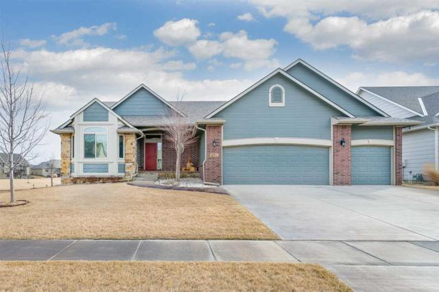 4410 N Cimarron, Wichita, KS 67205 (MLS #547071) :: Better Homes and Gardens Real Estate Alliance