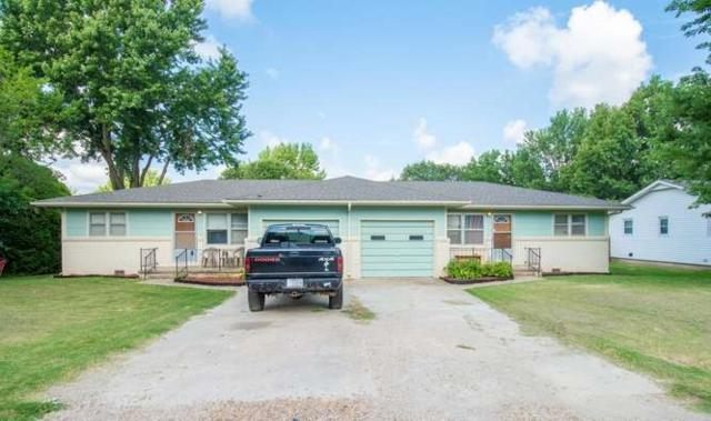 407 S Taylor 405 S. Taylor, Douglass, KS 67039 (MLS #547085) :: Glaves Realty