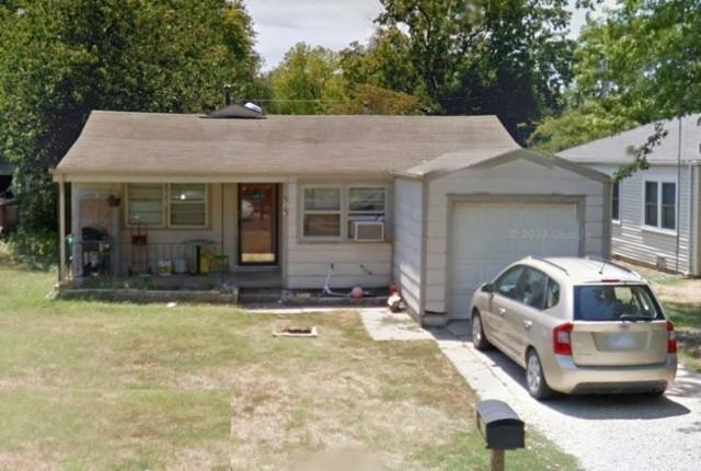 513 E Vine St, Mulvane, KS 67110 (MLS #547093) :: Select Homes - Team Real Estate