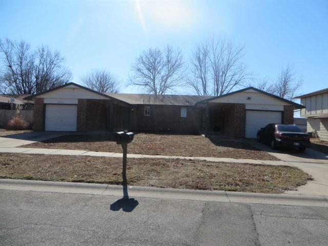 8709 - 8711 E Arthur Cir, Wichita, KS 67207 (MLS #547098) :: Select Homes - Team Real Estate