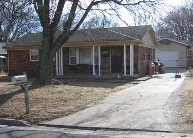 325 SE Louis Dr, Mulvane, KS 67110 (MLS #547099) :: Select Homes - Team Real Estate