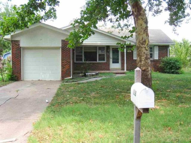 118 E Filmore St, Mulvane, KS 67110 (MLS #547121) :: Select Homes - Team Real Estate