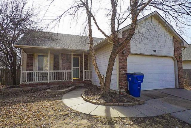 233 W Tall Tree Rd, Derby, KS 67037 (MLS #547154) :: Better Homes and Gardens Real Estate Alliance