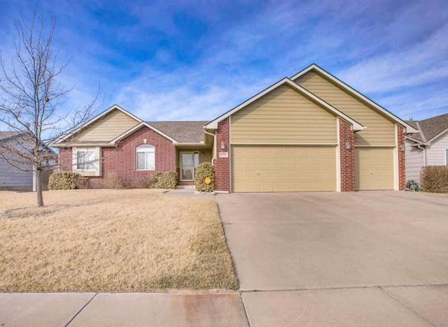 2502 E Eastridge St, Goddard, KS 67052 (MLS #547169) :: Better Homes and Gardens Real Estate Alliance