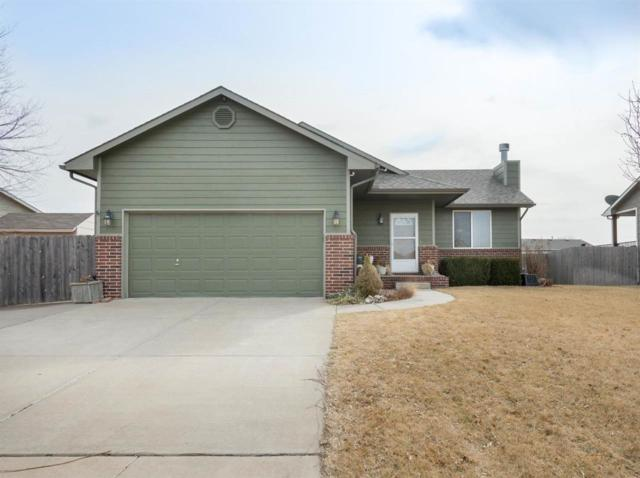 1339 E Village Estates Dr, Park City, KS 67219 (MLS #547172) :: Better Homes and Gardens Real Estate Alliance