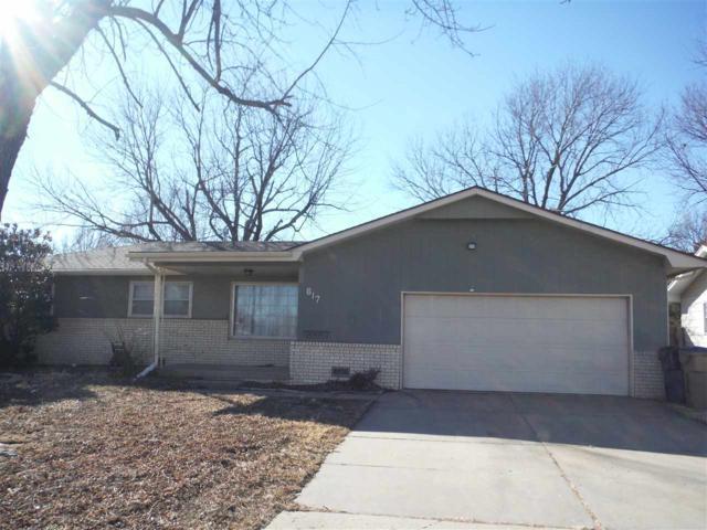 617 N Spruce, Goddard, KS 67052 (MLS #547196) :: Better Homes and Gardens Real Estate Alliance