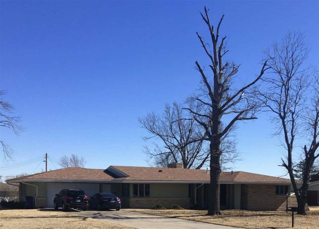 414 N Adams St, Eureka, KS 67045 (MLS #547219) :: Select Homes - Team Real Estate