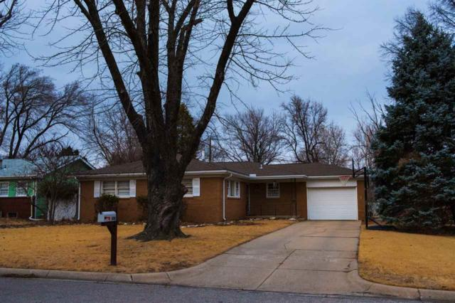 808 E English Ct, Derby, KS 67037 (MLS #547221) :: Better Homes and Gardens Real Estate Alliance
