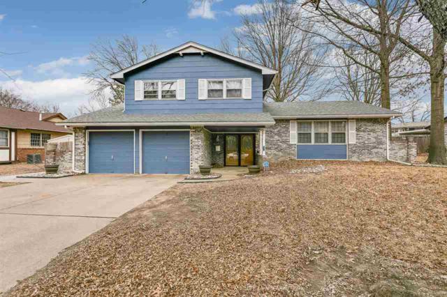 1118 N Dry Creek Dr, Derby, KS 67037 (MLS #547269) :: Better Homes and Gardens Real Estate Alliance
