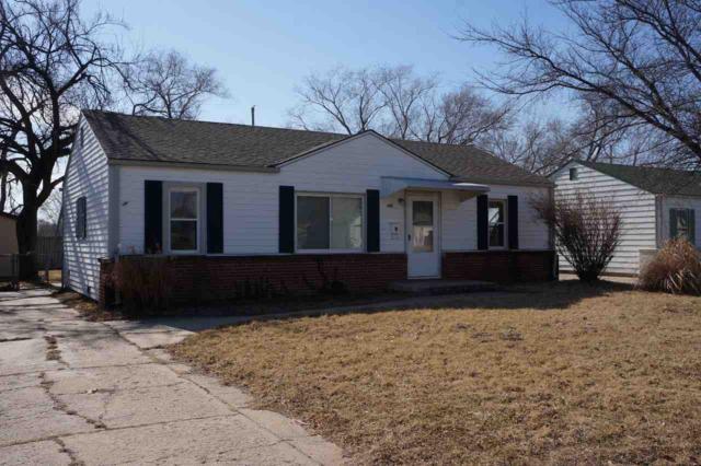 1319 E Diedrich Ave, Haysville, KS 67060 (MLS #547271) :: Better Homes and Gardens Real Estate Alliance