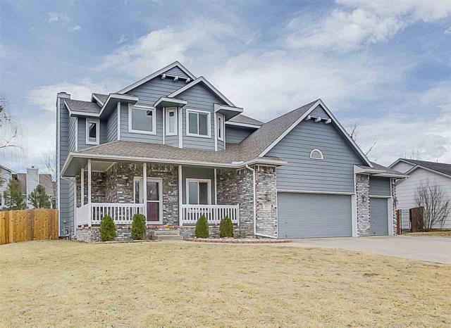 833 E Hawthorne Dr, Derby, KS 67037 (MLS #547302) :: Better Homes and Gardens Real Estate Alliance