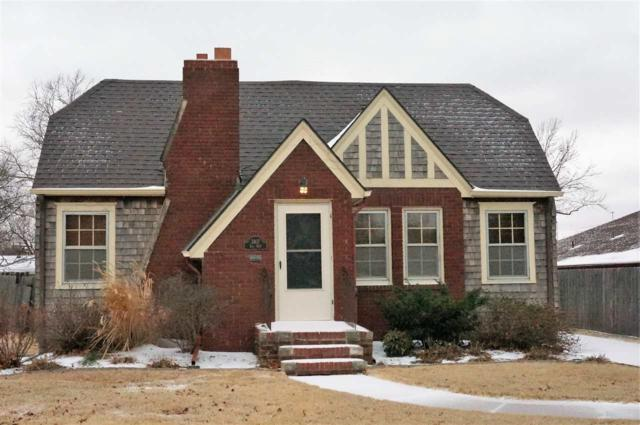 3407 E Murdock, Wichita, KS 67208 (MLS #547321) :: Better Homes and Gardens Real Estate Alliance