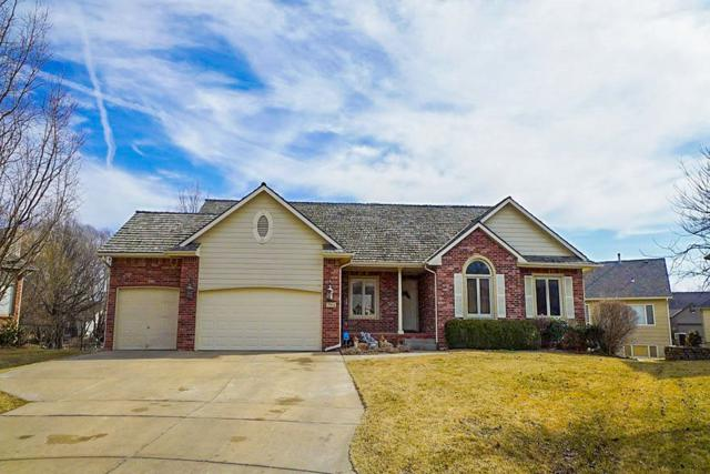 7913 W Meadow Park Circle, Wichita, KS 67205 (MLS #547328) :: Better Homes and Gardens Real Estate Alliance