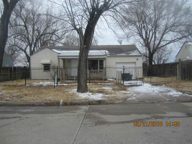 2461 N Poplar St, Wichita, KS 67219 (MLS #547351) :: On The Move