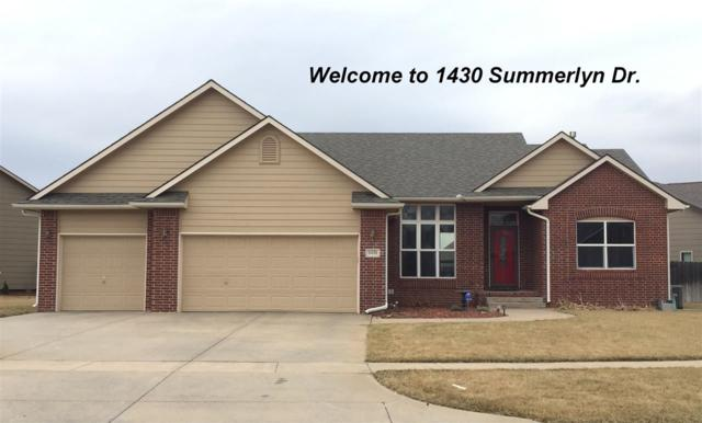 1430 E Summerlyn Dr., Derby, KS 67037 (MLS #547376) :: On The Move