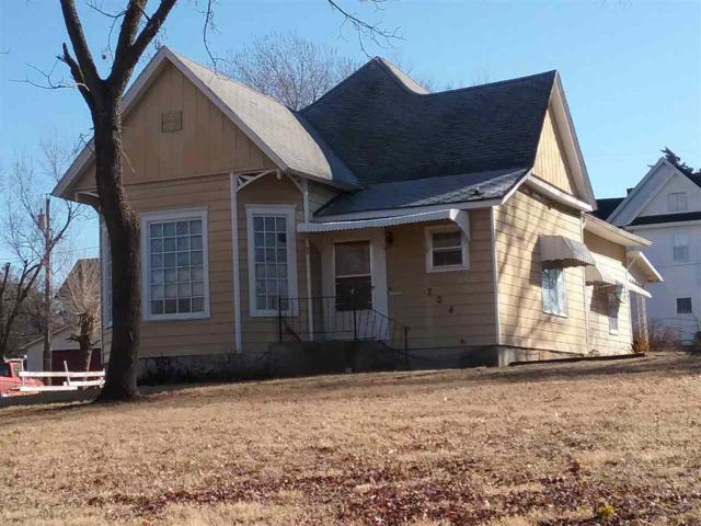 204 N School, Eureka, KS 67045 (MLS #547400) :: On The Move