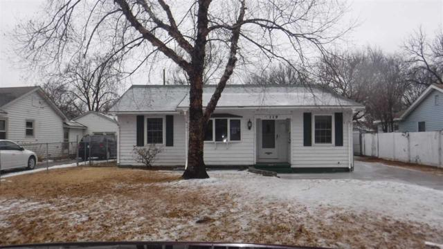 119 S Twin Pines Ave, Haysville, KS 67060 (MLS #547408) :: On The Move