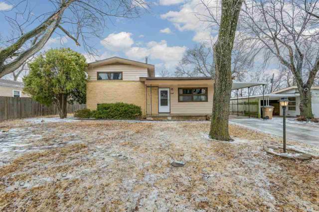 1627 E Beaumont St, Park City, KS 67219 (MLS #547506) :: Select Homes - Team Real Estate