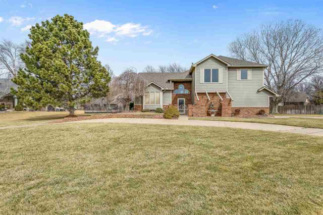 12506 W Rolling Hills Ct, Wichita, KS 67235 (MLS #547576) :: Select Homes - Team Real Estate
