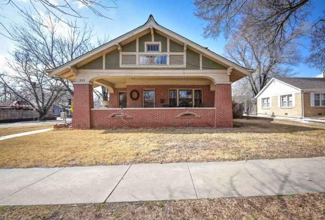 303 N Clifton Ave, Wichita, KS 67208 (MLS #547589) :: On The Move