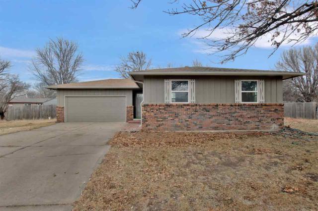 1421 N Shelly, Mulvane, KS 67110 (MLS #547680) :: Select Homes - Team Real Estate