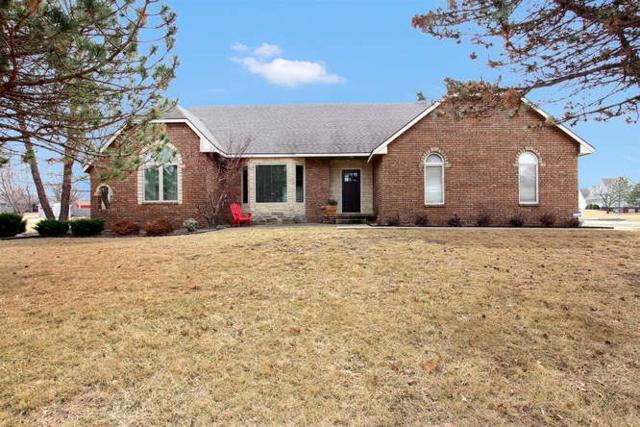 11909 E Fireside, Derby, KS 67037 (MLS #547711) :: Select Homes - Team Real Estate
