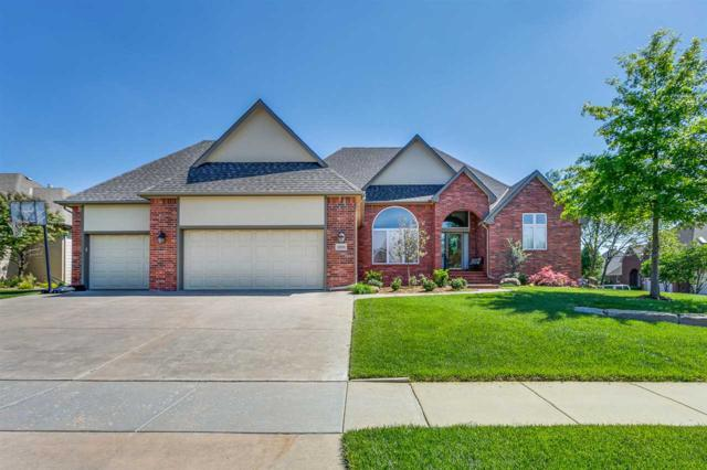 10203 E 19th St N, Wichita, KS 67206 (MLS #547713) :: On The Move
