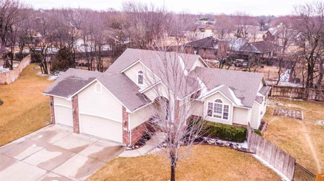 520 W Douglas, Andover, KS 67002 (MLS #547727) :: Select Homes - Team Real Estate