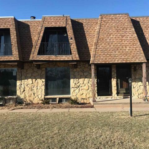 1035 N Mclean #102, Wichita, KS 67203 (MLS #547753) :: On The Move