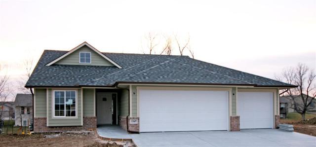 1347 S Rocky Creek, Wichita, KS 67230 (MLS #547754) :: Select Homes - Team Real Estate