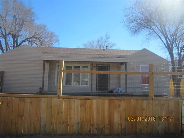 2703 E Ethel St, Wichita, KS 67219 (MLS #547787) :: On The Move