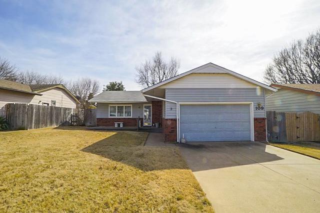 109 W April Dr, Mulvane, KS 67110 (MLS #547793) :: Select Homes - Team Real Estate