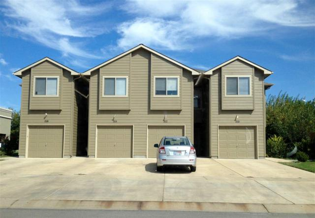 310 N Osage Rd, Derby, KS 67037 (MLS #547795) :: On The Move