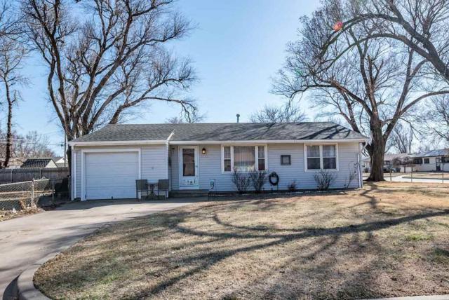 3302 S Vine St, Wichita, KS 67217 (MLS #547837) :: Select Homes - Team Real Estate