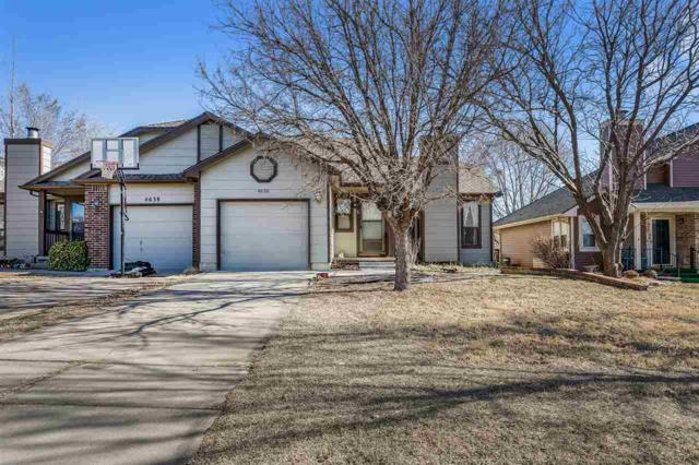 4636 N Hedgerow St, Bel Aire, KS 67220 (MLS #547866) :: Better Homes and Gardens Real Estate Alliance