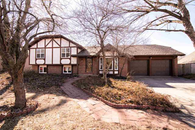 1401 E Hickory Branch St, Derby, KS 67037 (MLS #547870) :: Select Homes - Team Real Estate