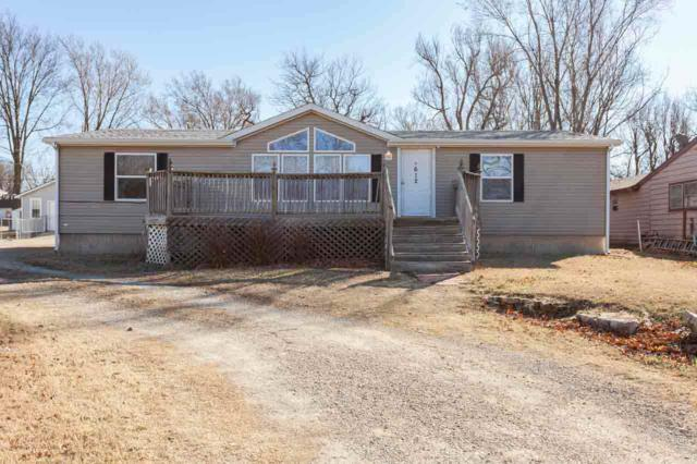 612 Race, El Dorado, KS 67042 (MLS #547871) :: Better Homes and Gardens Real Estate Alliance