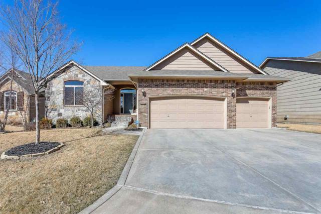 15726 E Majestic St, Wichita, KS 67230 (MLS #547899) :: ClickOnHomes   Keller Williams Signature Partners