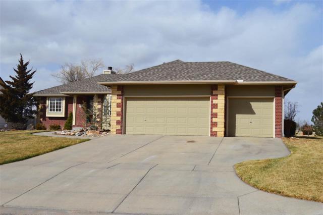1000 E Park Glen St, Clearwater, KS 67026 (MLS #547922) :: Select Homes - Team Real Estate